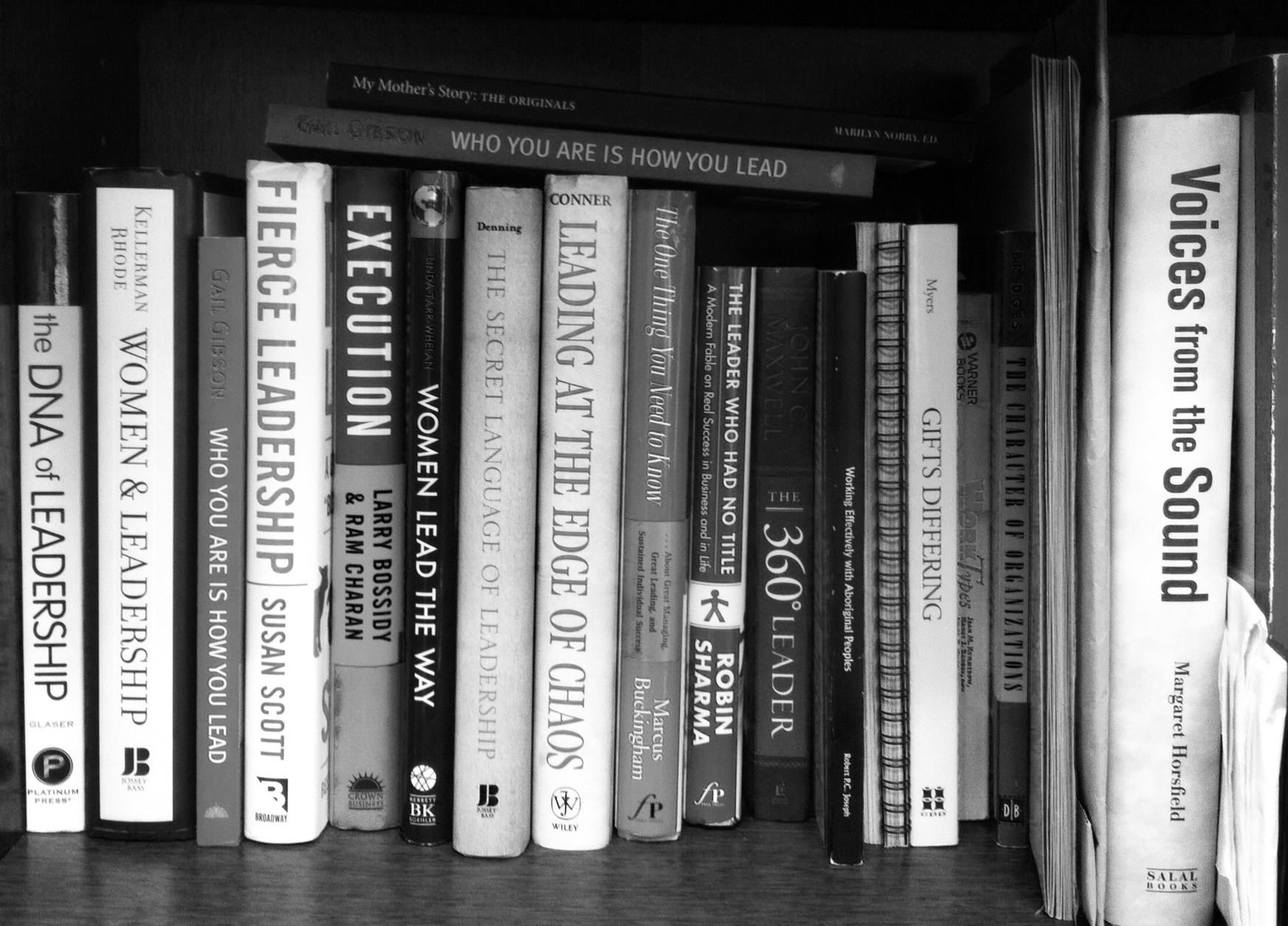 Recommended Leadership Books From Leading Women In Our Community