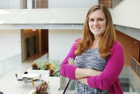 Professor Carlee Beth Hawkins