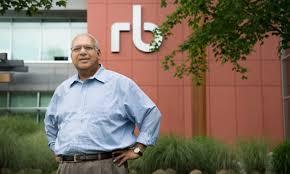 Ravi Saligram, CEO of Richie Bros