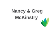 Nancy & Greg McKinstry