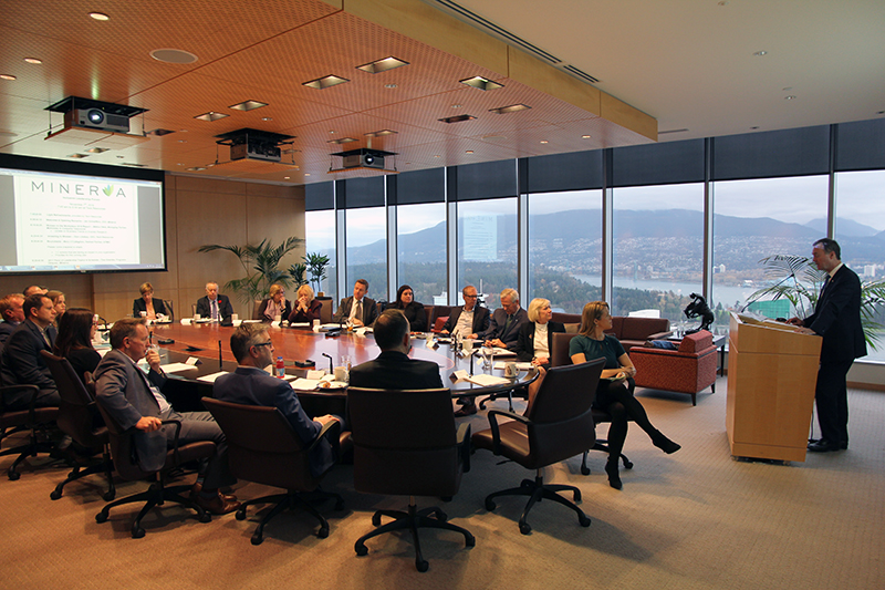 BC boardrooms discsus strategies to improve gender parity in the workplace