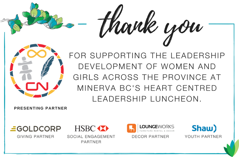 Thank you - Heart Centred Leadership Luncheon
